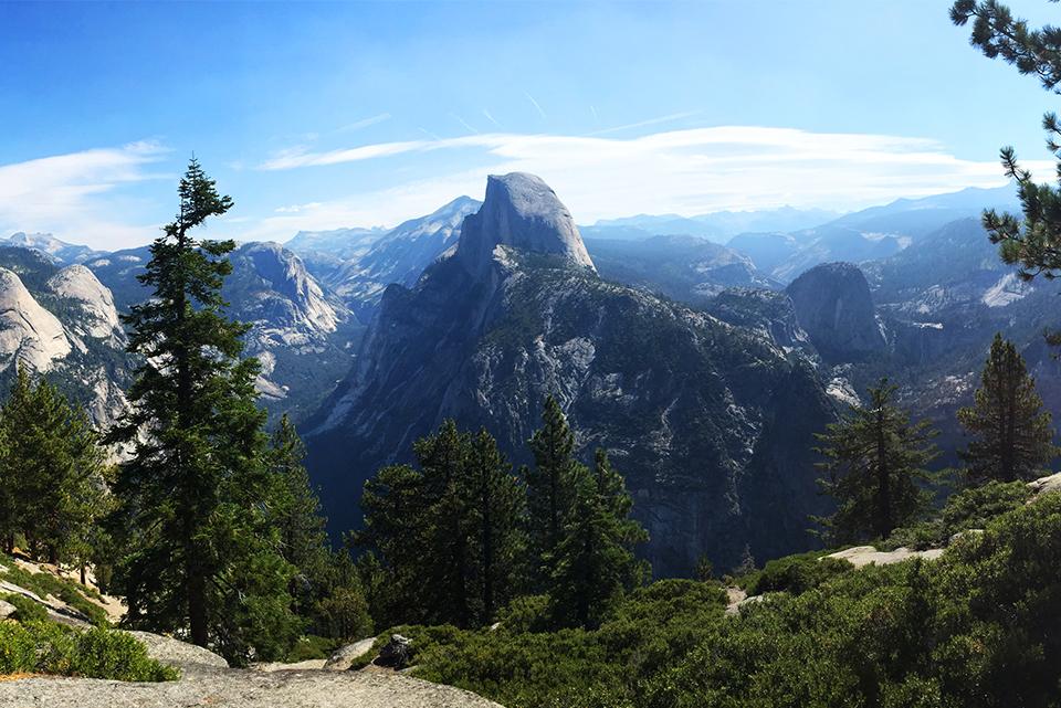The Panorama Trail – Yosemite National Park