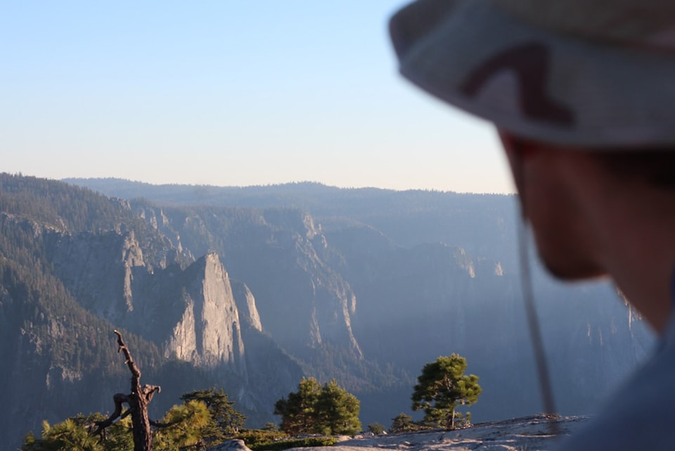 Camping on North Dome in Yosemite National Park – Jordan's Prime Adventure