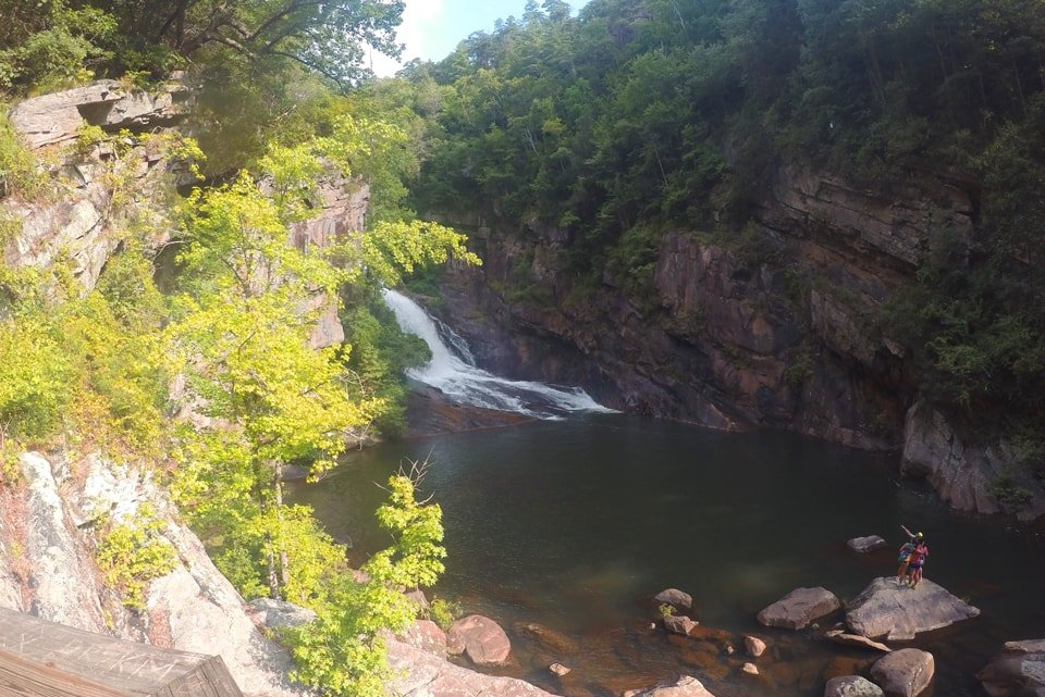 Tallulah Gorge Floor Trail