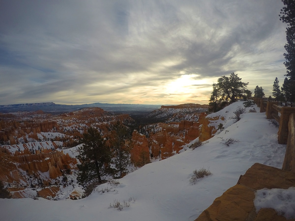 Hoodos in Bryce Canyon National Park Utah