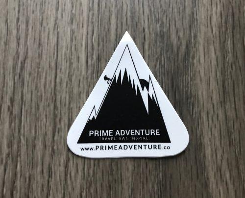 mountain-sticker