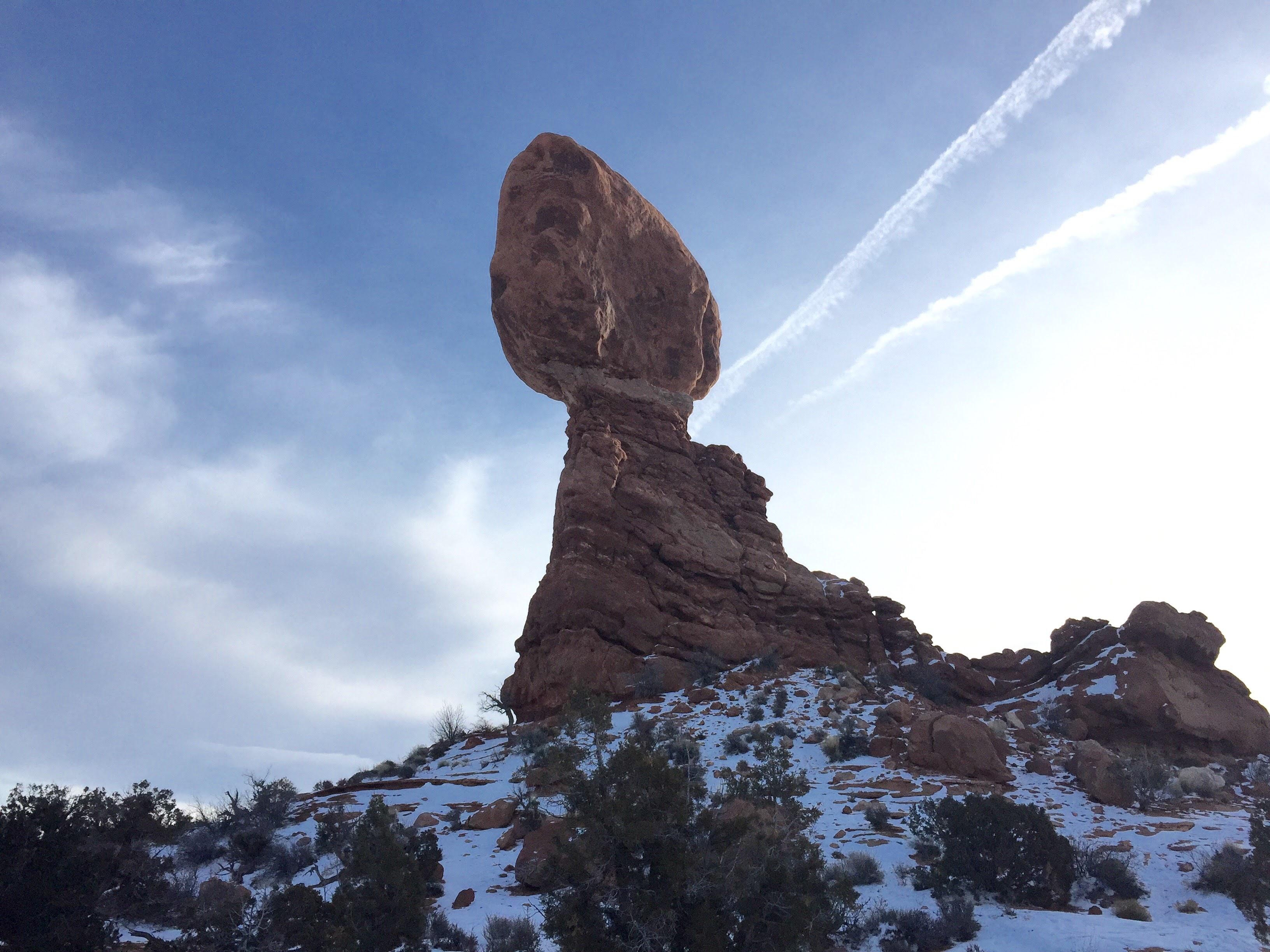 Balanced Rock Arches National Park, Moab, Utah