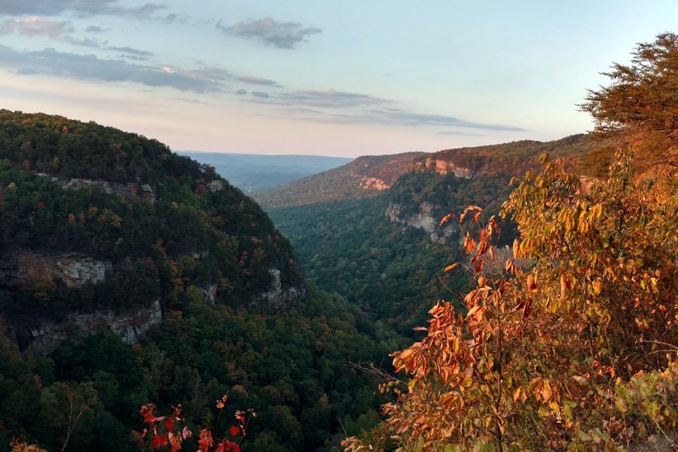 Cloudland Canyon State Park- Sara's Prime Adventure