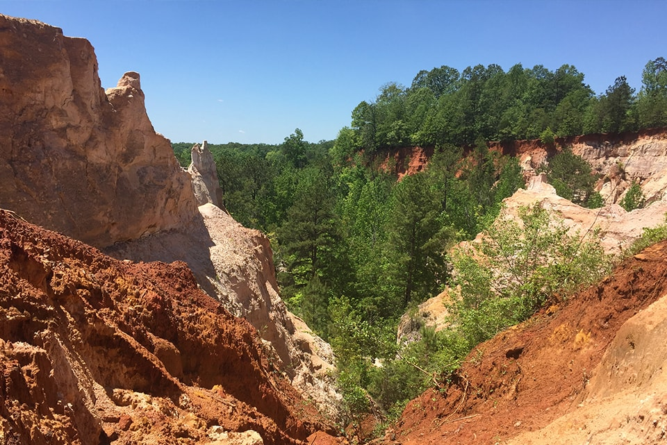 Little Grand Canyon – Providence Canyon State Park