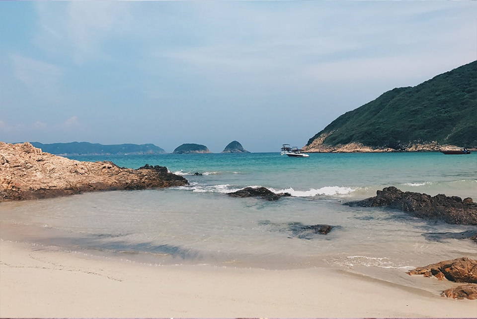 Why Sai Kung is going to be your favorite place in Hong Kong