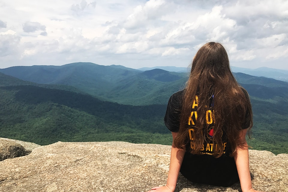 Hiking Old Rag Mountain – Shenandoah National Park