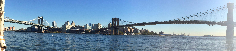 Two Bridges New York City