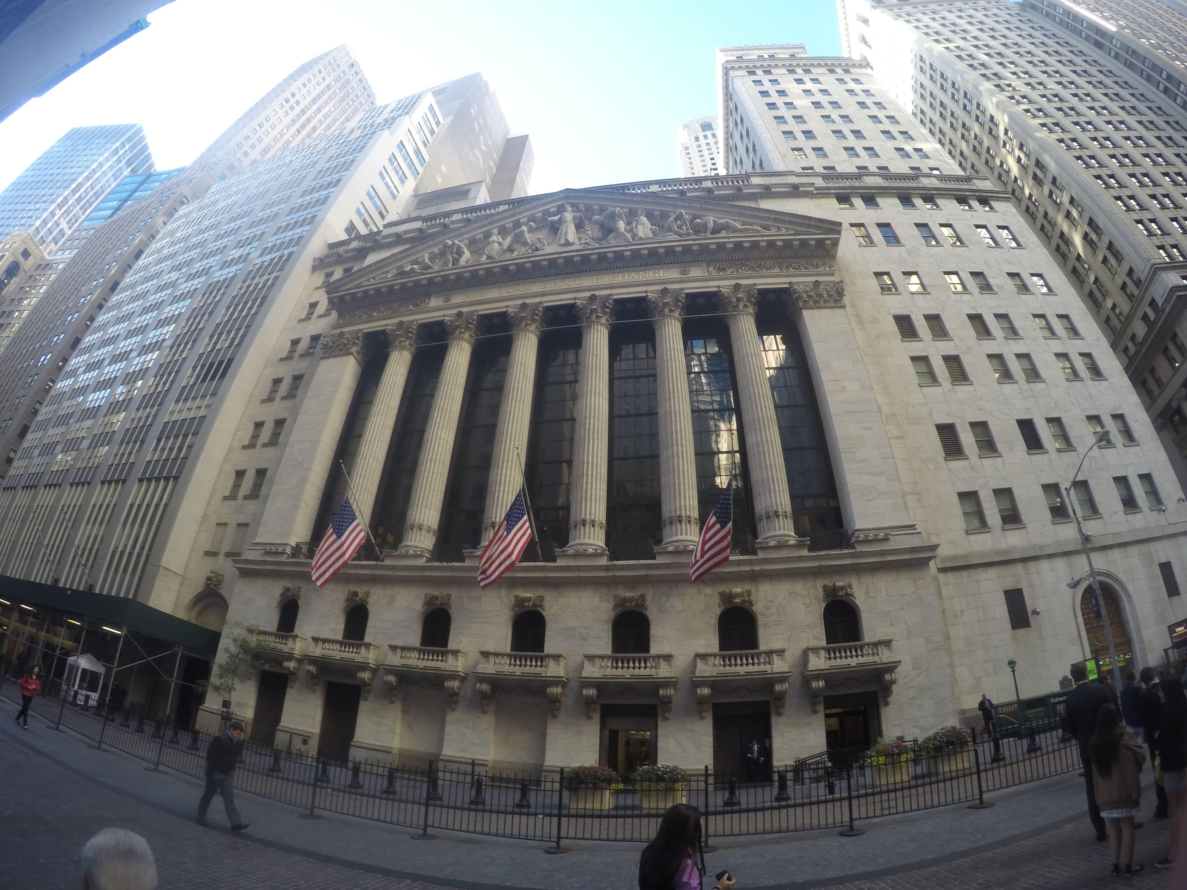 New York Stock Exchange New York City