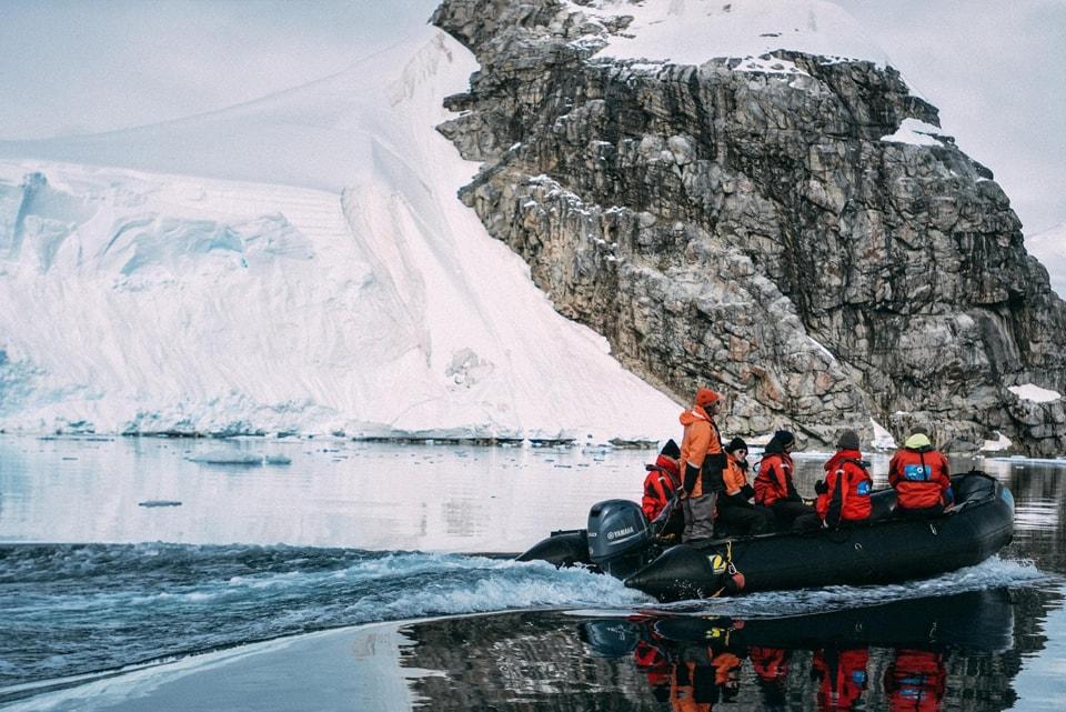 Wilhelmina Bay, Antarctic Peninsula